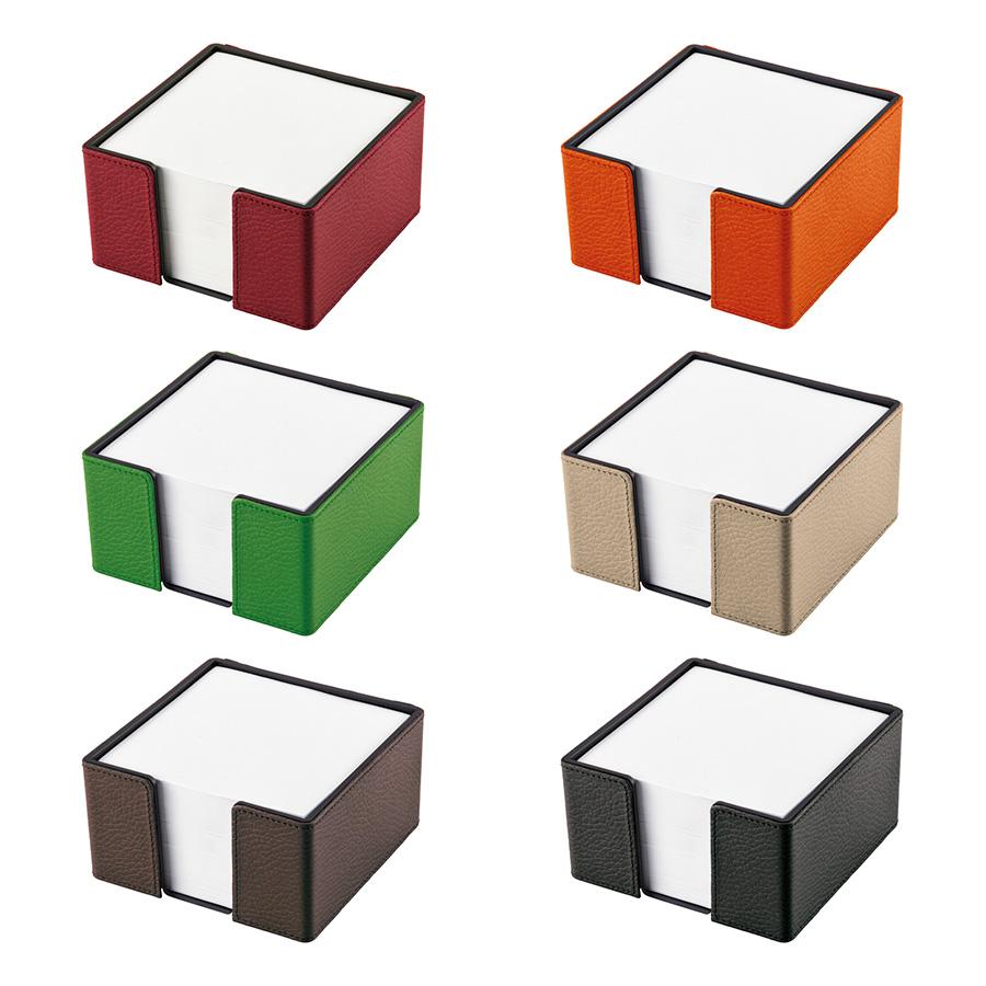 eurostyle schreibtisch accessoires notizzettelbox inkl zettel arntz werbemittel. Black Bedroom Furniture Sets. Home Design Ideas